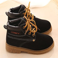 Winter Baby Child Army Style Martin Boot Warm Shoes