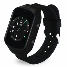2.0MP smart watch android 5.1 MTK6580 Quad core Smartwatch With 3G wifi bluetooth GPS Google play store Heart Rate monitor