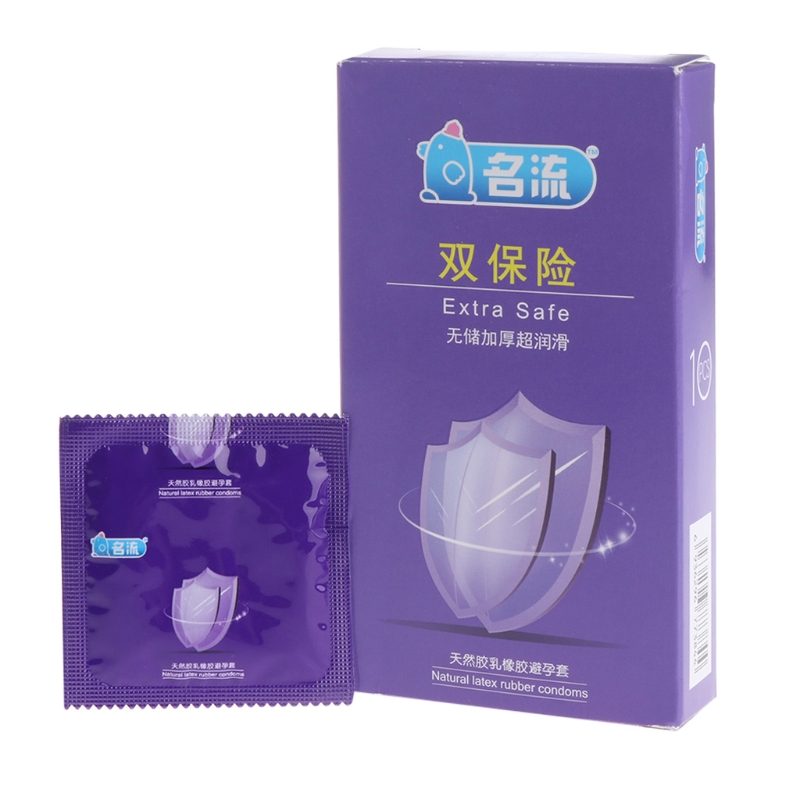 Good Quality Thicken Super Strong Condoms Ultra Safe Condones For Anal Sex Contraceptio