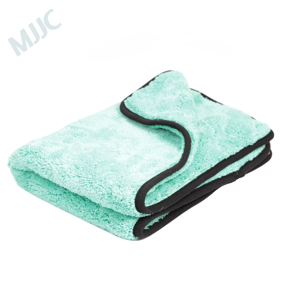 MJJC 50*70CM 1200GSM Ultra Absorbancy Car Wash Cloth Pad Super Deep Pile Premium Microfiber Drying Towel Car Waxing Polishing mjjc 40 50cm super absorbent car wash car care cloth detailing towels 840gsm microfiber towel car cleaning drying cloth