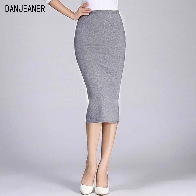 2ab83c8b8 Danjeaner 2018 new fake two sports net shorts anti… US $9.33. DANJEANER  Women Work High Wasit Knitted Cotton Pen…