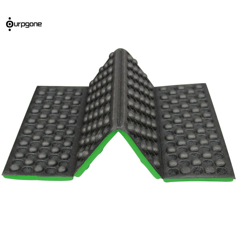 Ourpgone Brand Foldable Folding Outdoor Camping Mat Seat Foam Portable Waterproof Chair Picnic Mat Pad 6 Colors free shipping 11 11 free shipping adhesive sander back pad sanding machine mat black white for makita 9035