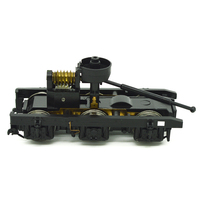 1pc HO 1:87 Scale Model Train Model Parts Miniature Accessories Bogie Building Kits for model train making