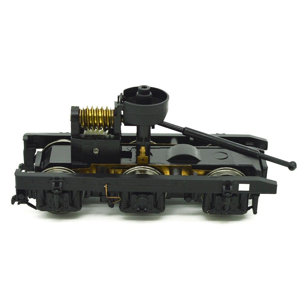 1pc HO 1:87 Scale Model Train Model Parts Miniature Accessories Bogie Building Kits for model train making
