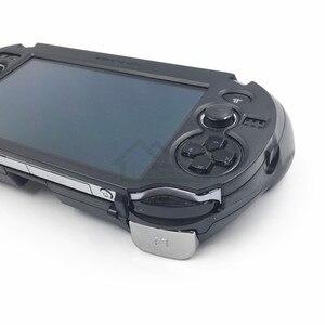 Image 5 - E בית מט יד גריפ ידית Joypad סטנד מקרה עם L2 R2 הדק כפתור עבור PSV1000 PSV 1000 ps VITA 1000 משחק קונסולה