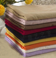 YY DIY Washed Crepe Thin 55 Linen 45 Cotton Dress Cloth Fabric Home Textiles Baby Tilda