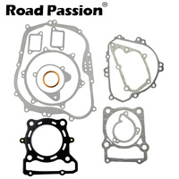 Road Passion Motorcycle Engine Cylinder Cover Gasket Kit For KAWASAKI KLX300 KLX 300 1997 2007
