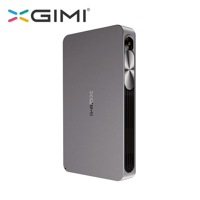 XGIMI Z4 ar Bluetooth Apoio 2 K VideoWifi Micro Android Airplay Para Telefone Inteligente DLP Mini Projetor Inteligente PhonePortable