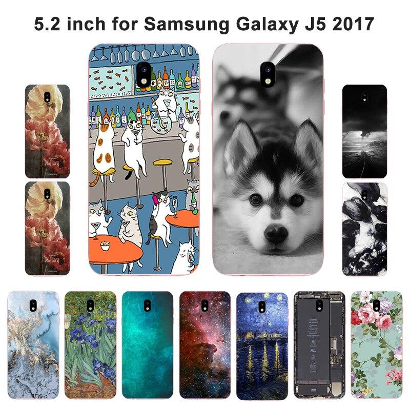 Galleria fotografica Cover Case For Samsung Galaxy J5 2017 J530 5.5