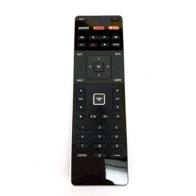 Neue Original Für Vizio XRT500 TV Qwerty Tastatur Und Zurück Licht Fernbedienung Fernbedienung