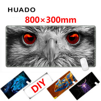 DIY Custom Rubber Mouse Pad For Gamer Mouse Mat Gaming Carpet Mats Mousepad For World Of