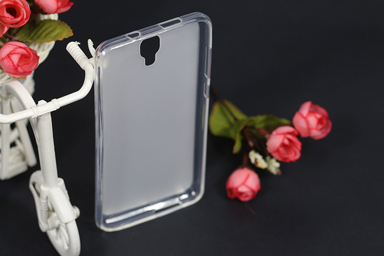 For Fly Fs504 Cases Luxury Silicone Soft Tpu Case For Fly FS504 Cirrus 2  5.0