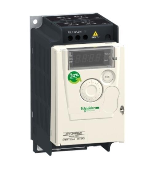 Преобразователь частоты ATV12H018M2 ATV12-0.18kW-0.25hp-200 .. 240 В-1ph