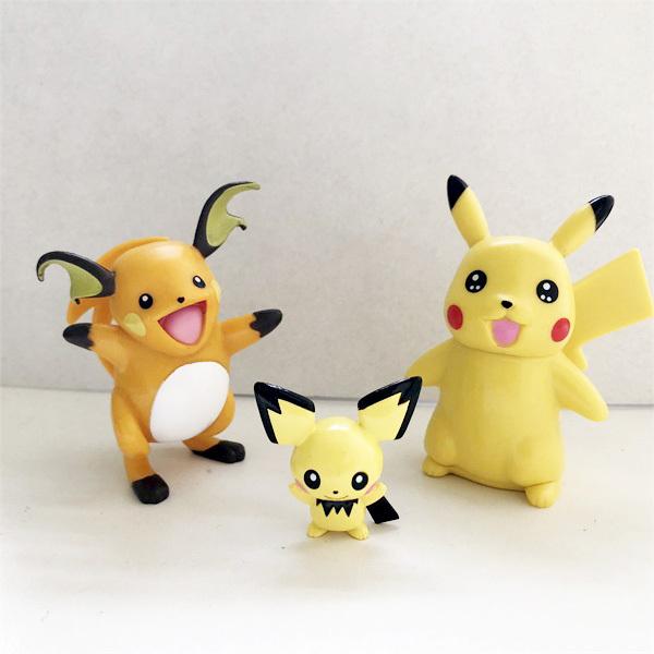 Evolution group Collection Pokemon
