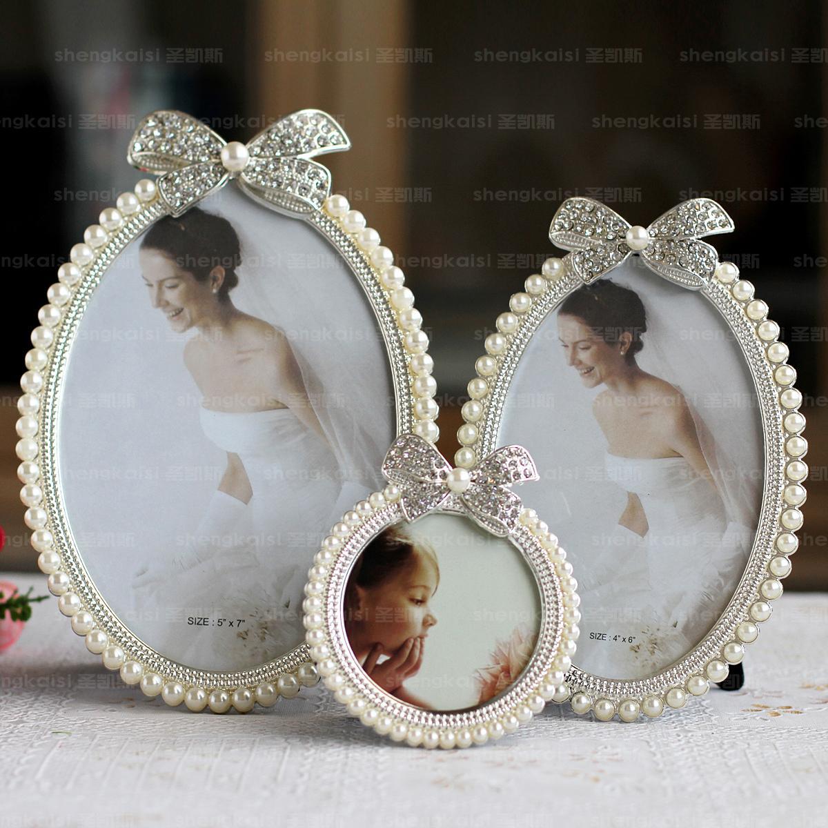 Online-Shop White swan fotorahmen baby-fotorahmen diamant ...