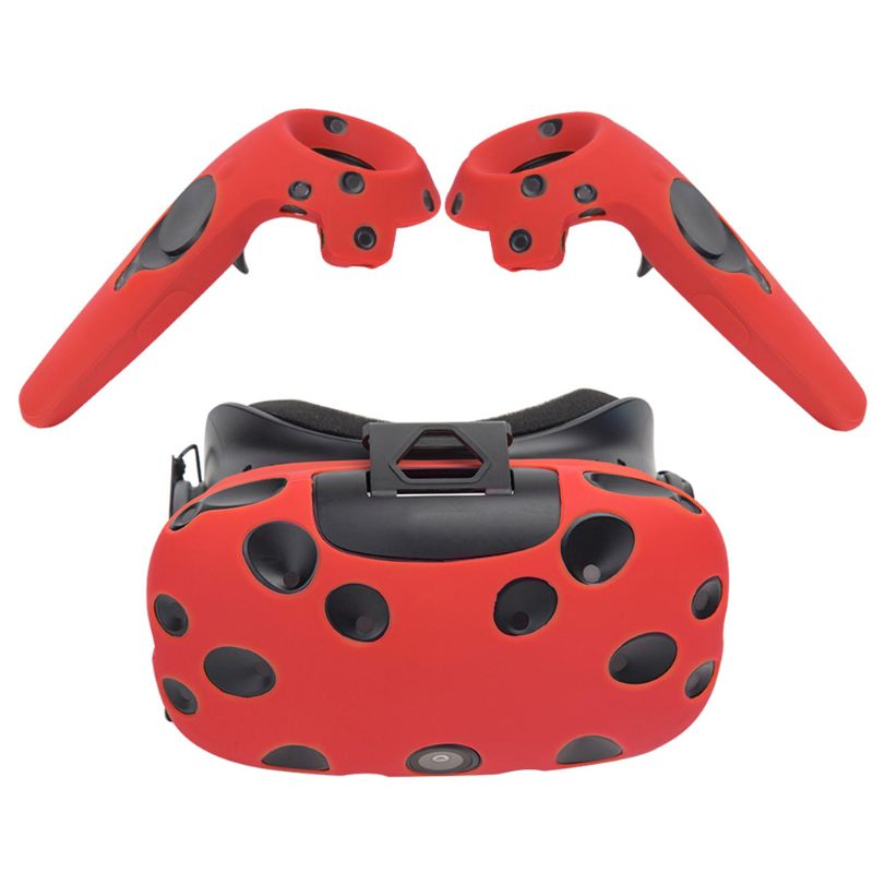 Silicone for HTC Vive Case Controller Handle Cover VR Headset htc-vive accessories