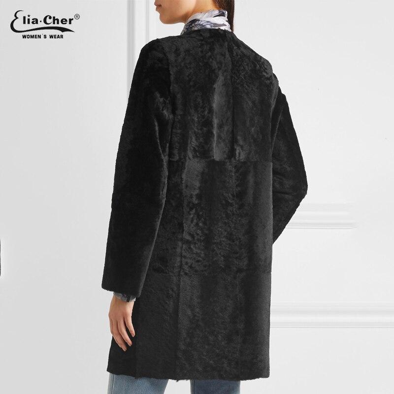 9679a35d363 Parka Women Jackets Eliacher Brand Winter Spring Warm Jacket 2017 Black  Plus Size Casual Women Jacket Coat Winter Tops 8767-in Basic Jackets from  Women s ...