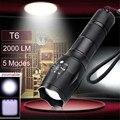 Alonefire G700 Lumens Lanterna Tática LED Militar de alta Qualidade