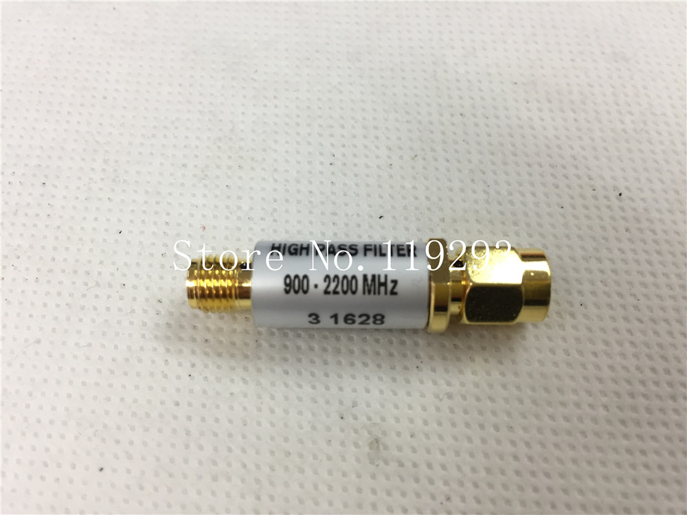 [BELLA] Mini-Circuits VHF-740+ 780-2800MHZ 50 RF Bandpass Filter SMA
