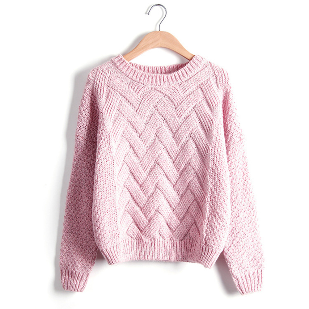 2017 Fashion Christmas Winter Women Sweaters And Pullovers Turtleneck Thick Knitted Long Sleeve Sweater Female Cardigan Poncho
