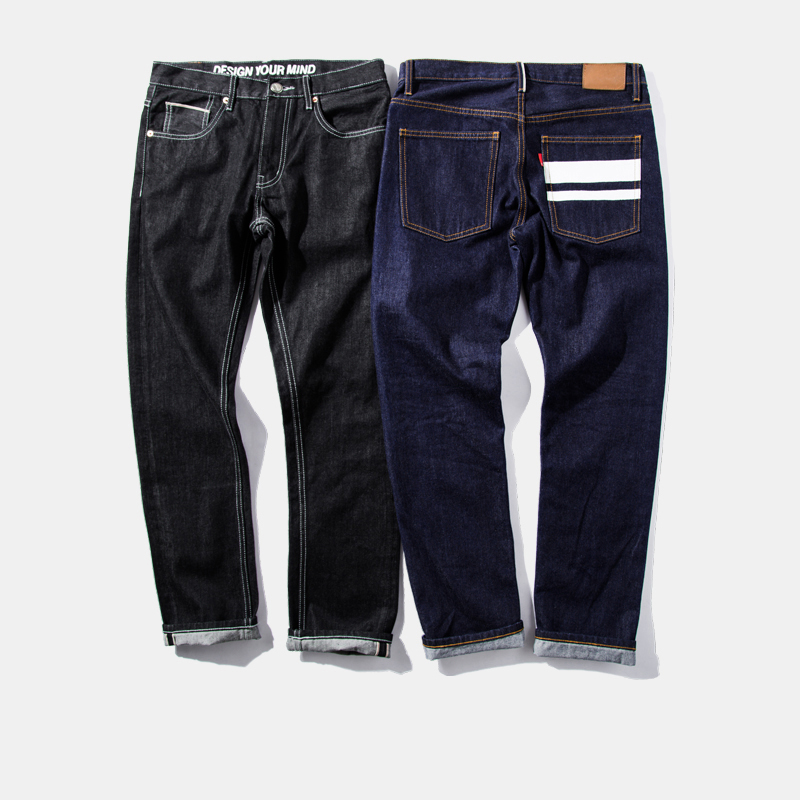 Compare Prices on Red Bottom Jeans for Men- Online Shopping/Buy ...
