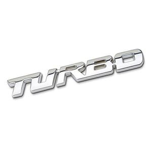 Image 3 - 3D Auto Sticker Metalen TURBO Embleem Lichaam Achterklep Badge Voor Ford Focus 2 3 ST RS Fiesta Mondeo Tuga ecosport Fusion