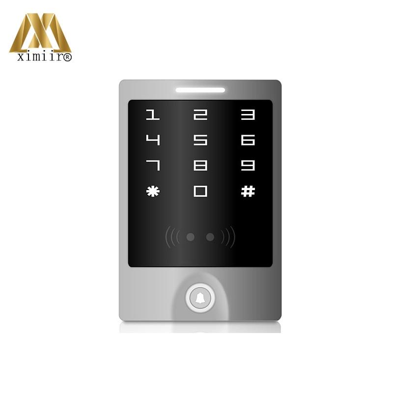 High Quality M09B Single Door Access Control Proximity Door Lock 13.56MHz Card Reader Smart Single Access Controller With KeypadHigh Quality M09B Single Door Access Control Proximity Door Lock 13.56MHz Card Reader Smart Single Access Controller With Keypad