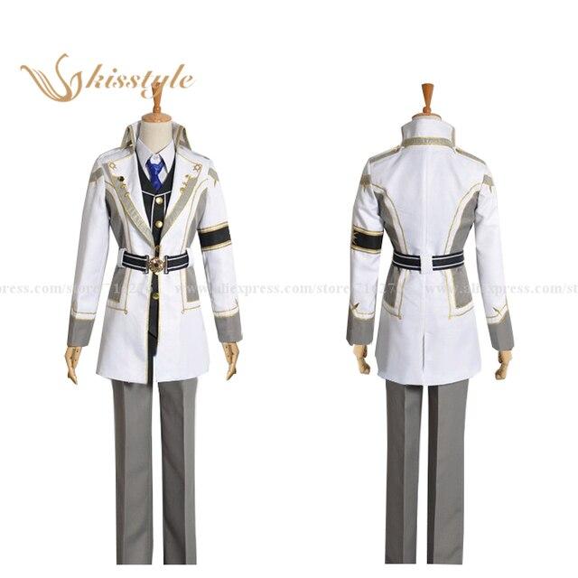 Kisstyle Fashion Kamigami no Asobi Apollon Agana Belea Balder Hringhorni Uniform  Cosplay Costume
