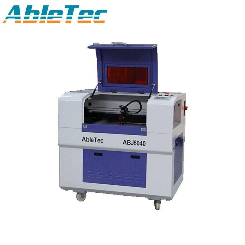 Chine haute qualité co2 laser machine de découpe CNC bureau laser machine de gravure co2 6040