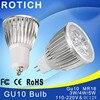 Super bright spotlight LED Lamp LED Spotlight 3W 4W 5W Bombillas High quality GU10 mr16 12 Spot light Lampada LED Bulb 220V