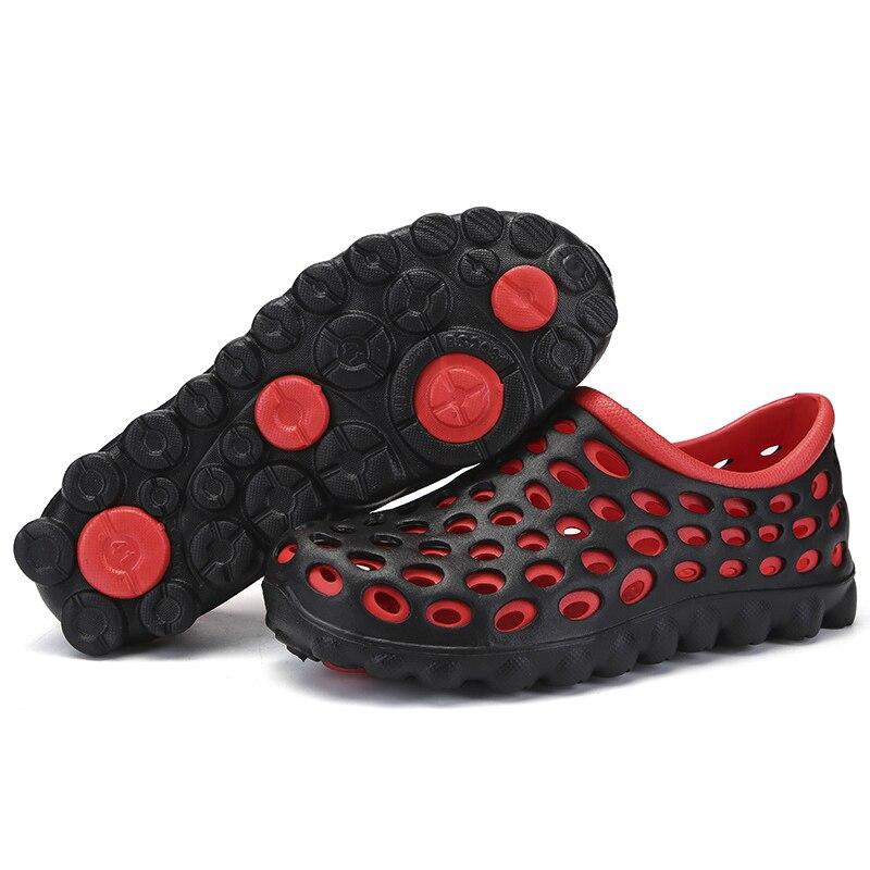 CANDOMOM Hommes Plage chaussures aqua D'été Creusent dehors Respirer chaussures de sport de Patauger Étanche Sneakers Hommes En Plein Air De Natation chaussures aqua 69