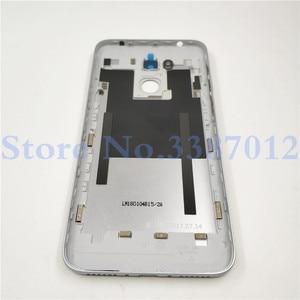 Image 4 - แบตเตอรี่ใหม่โลหะอลูมิเนียมสำหรับ Huawei Honor 6A พร้อมเลนส์กล้อง + ปุ่มปรับระดับเสียง