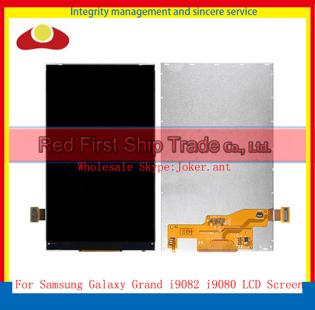 """Alta qualidade 5.0 """"para samsung galaxy grand i9082 i9080 lcd screen display frete grátis + código de rastreamento"""