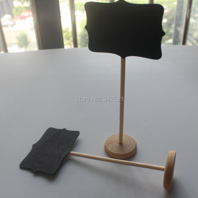 Delicieux Mini Chalkboard Table Stands FANCY Style Buffet Labels, Chalkboard Signs,  Wedding Chalkboards
