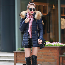 Womens Coat Fur Hooded Jacket Winter Down Parkas Cheap Jackets For Womens Casacos Feminino Casual Coat Inverno Abrigos Mujer
