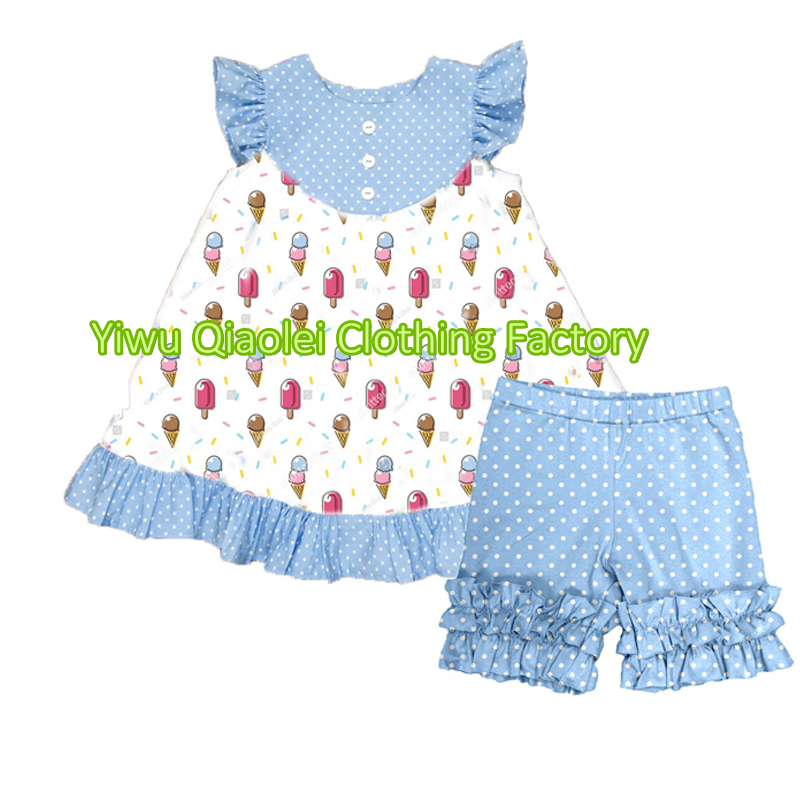 wholesale children clothing usa cupcake pattern pretty dress girls boutique outfits пуховики boutique children s clothing 1305 2015