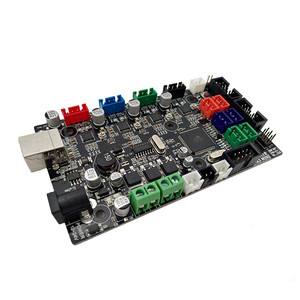 Image 2 - 3D bo mạch chủ Máy In MKS MINI V2.0 diy starter kit tích hợp mainboard tương thích Dốc 1.4 đùn đơn