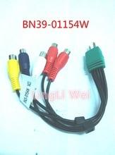 1 pcs bn39-01154w bn3901154w bn39 01154 w novo e original componente av áudio e vídeo cabo adaptador para samsung led tv