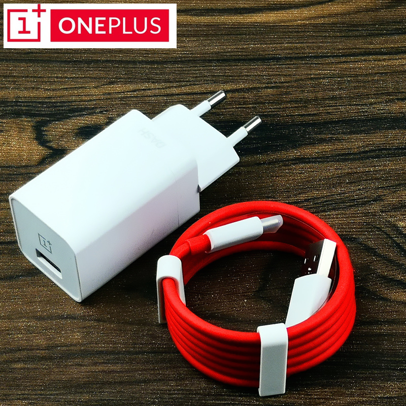 Original Oneplus 6 Dash Charger One Plus 6t 5t 5 3t 3 Smartphone