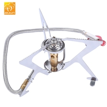 BULIN BL100 – B5 Outdoor Gas Stove Foldable Cooking Camping Split Burner Picnic Gas For Camping Mini Aluminum Alloy Stove Case