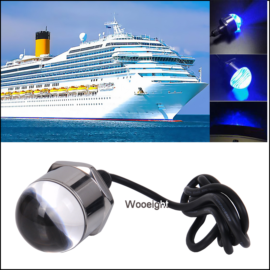 Boat Parts & Accessories Atv,rv,boat & Other Vehicle 2x 12v 21led Marine Yacht Boat Led Underwater Light Fishing Boat Marine Kit Trim Tab Light Kit Transom Stern Bar Blue Waterproof High Safety
