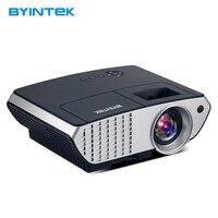 BYINTEK BL126 HDMI USB LCD LED Android WIFI Home Theater Video Proiettore Portatile HD 1080 P Proiettore Beamer Russo Coreano