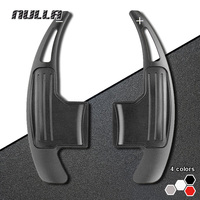 Nulla Aluminum Alloy Steering Wheel Shift Paddle Shifter For Ford Mustang 2015 2016 2pcs Car Styling