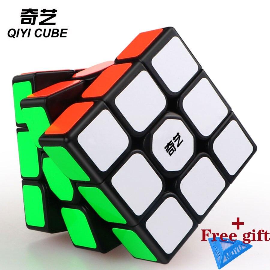 Magic Cube Puzzle QiYi XMD Sail W 56mm 3x3x3 Professional Speed Magic Cube Educational Twist Wisdom Toys Game Gift Z