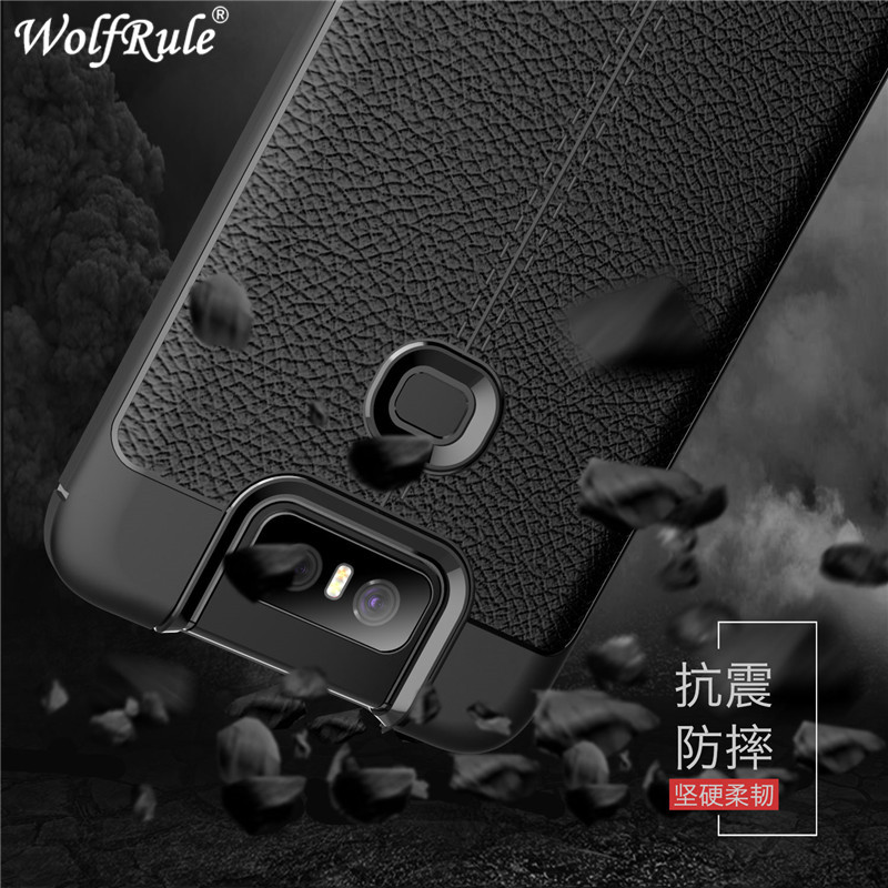 <font><b>Case</b></font> <font><b>Asus</b></font> <font><b>Zenfone</b></font> <font><b>6</b></font> ZS630KL Phone Cover Shockproof Luxury Leather Soft TPU <font><b>Case</b></font> For <font><b>Asus</b></font> <font><b>Zenfone</b></font> <font><b>6</b></font> <font><b>2019</b></font> <font><b>Case</b></font> <font><b>Asus</b></font> <font><b>Zenfone</b></font> 6Z ] image