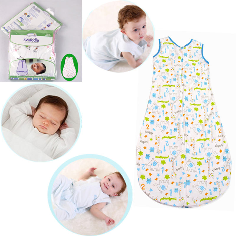 <font><b>Cotton</b></font> Vest <font><b>Baby</b></font> <font><b>Sleeping</b></font> <font><b>Bags</b></font> Is Soft and Comfortable <font><b>Air</b></font> <font><b>Conditioning</b></font> Quilt Kick 45x71cm ATRQ0492