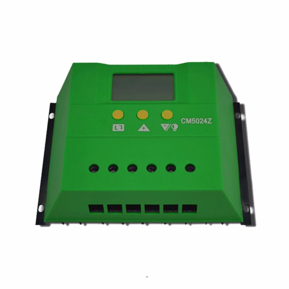 M5024Z 12 24V 50A Solar Controller Solar Battery Charge And Discharge ControllerM5024Z 12 24V 50A Solar Controller Solar Battery Charge And Discharge Controller