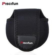 Piscifun Fishing Reel Bag Neoprene Material Fishing Reel Bag Protective Case For Baitcasting Reel
