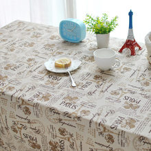European classical British style cafe table cloth tablecloths home universal cover cloth(China)