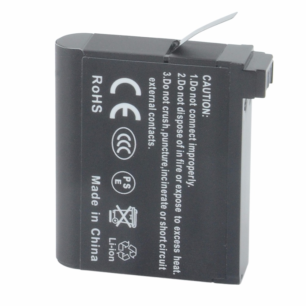 DSTE 3x GMICP902937 Rechargeable Li-ion Battery for Garmin VIRB ULTRA 30 Sports Camera
